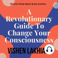 A Revolutionary Quide To Change Your Consiousness