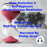 Time Distortion 2 Self Hypnosis Hypnotherapy Meditation