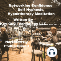 Networking Confidence Self Hypnosis Hypnotherapy Meditation