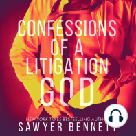 Confessions of a Litigation God: Matt's Story