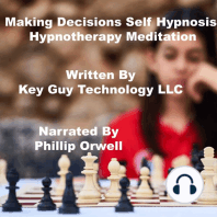 Making Decisions Self Hypnosis Hypnotherapy Meditation