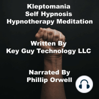 Kleptomania Self Hypnosis Hypnotherapy Meditation