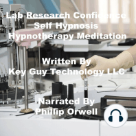 Lab Research Confidence Self Hypnosis Hypnotherapy Meditation