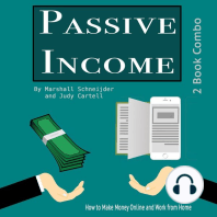 Passive Income: How to Make Money Online and Work from Home