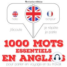 1000 mots essentiels en anglais