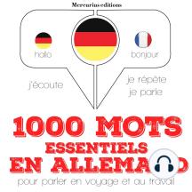 1000 mots essentiels en allemand