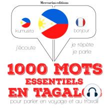 1000 mots essentiels en tagalog