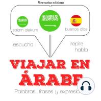 Viajar en árabe