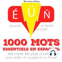 1000 mots essentiels en espagnol