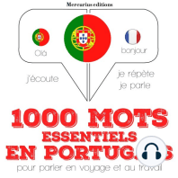 1000 mots essentiels en portugais