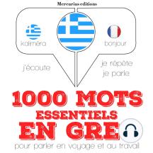 1000 mots essentiels en grec