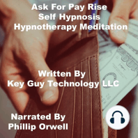 Ask For Pay Raise Self Hypnosis Hypnotherapy Meditation
