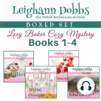 Lexy Baker Cozy Mystery Series Boxed Set Vol 1