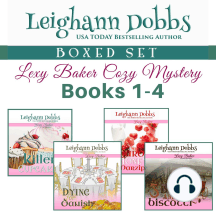 Lexy Baker Cozy Mystery Series Boxed Set Vol 1 (Books 1 - 4)