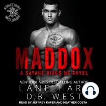 Maddox: A Savage Kings MC Novel