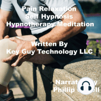 Pain Relaxation Self Hypnosis Hypnotherapy Meditation