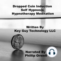 Dropped Coin Induction Self Hypnosis Hypnotherapy Meditation