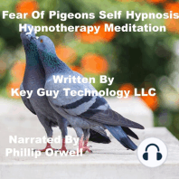 Fear Of Pigeons Self Hypnosis Hypnotherapy Meditation
