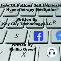 Fear Of Buttons Self Hypnosis Hypnotherapy Meditation