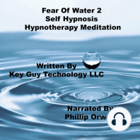 Fear Of Water 2 Self Hypnosis Hypnotherapy Meditation