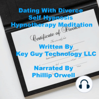 Dealing With Divorce Self Hypnosis Hypnotherapy Meditation