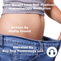 Easy Weight Self Hypnosis Hypnotherapy Meditation