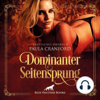 Dominanter Seitensprung | Erotik Audio Story | Erotisches Hörbuch