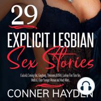 29 Explicit Lesbian Sex Stories