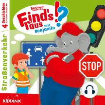 Benjamin Blümchen - Find's raus mit Benjamin - Folge 1: Straßenverkehr