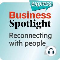 Business Spotlight express – Beziehungen – Eine Verbindung wiederaufnehmen