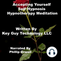 Accepting Yourself Self Hypnosis Hypnotherapy Meditation