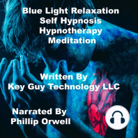 Blue Light Self Hypnosis Hypnotherapy Meditation