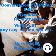 Conversation Confidence Self Hypnosis Hypnotherapy Meditation