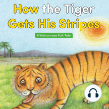 How the Tiger Gets His Stripes
