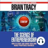 The Science of Entrepreneurship