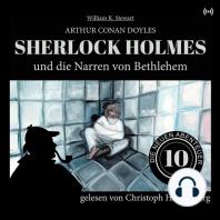 Sherlock Holmes und die Narren von Bethlehem
