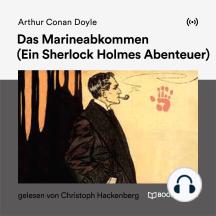 Das Marineabkommen: Ein Sherlock Holmes Abenteuer