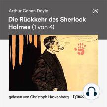 Die Rückkehr des Sherlock Holmes (1 von 4)