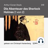 Die Abenteuer des Sherlock Holmes (1 von 2)