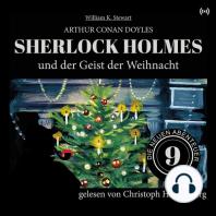Sherlock Holmes und der Geist der Weihnacht