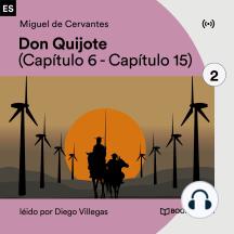 Don Quijote 2: Capítulo 6 - Capítulo 15