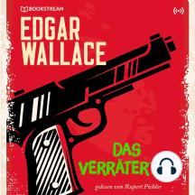 Das Verrätertor: Edgar Wallace 21