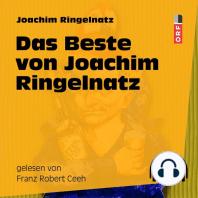 Das Beste von Joachim Ringelnatz
