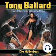 Tony Ballard, Folge 1