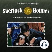 Sherlock Holmes, Die alten Fälle (Reloaded), Fall 5