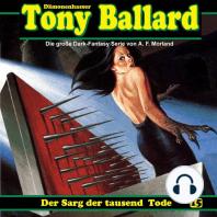 Tony Ballard, Folge 15