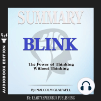 Summary of Blink