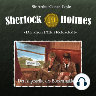 Sherlock Holmes, Die alten Fälle (Reloaded), Fall 19