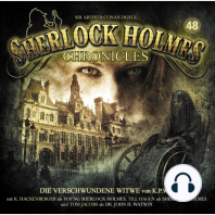 Sherlock Holmes Chronicles, Folge 48