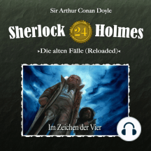 Sherlock Holmes, Die alten Fälle (Reloaded), Fall 24: Im Zeichen der Vier